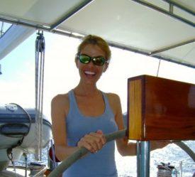 Sadie Kaye, Sailing Miss Sadie (Sky/ Discovery)