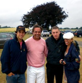 Sadie Kaye & Carlos Gracida, Tucker's Luck (Sky)