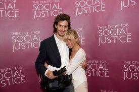 Sadie Kaye & Dom Dandridge, The CSJ Awards (Channel 4)