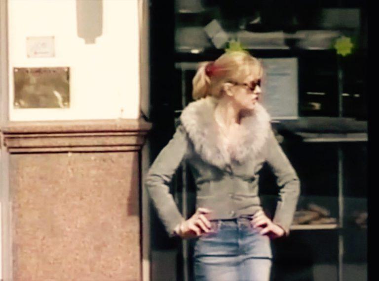 Sadie Kaye as Donatella Del Vecchio, The Del Vecchios (BBC)