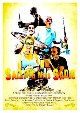 Sailing Miss Sadie Official Poster