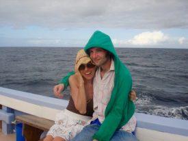 Sadie Kaye & Johnny Lambe, Sailing Miss Sadie (Discovery/ Sky)