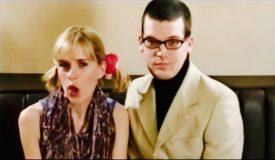 Sadie Kaye and Adam Sinclair, Dinner Party (ETV/ Channel 4)