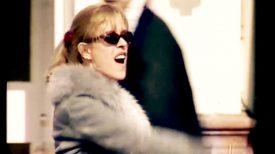 Sadie Kaye as Donatella in The Del Vecchios (BBC)